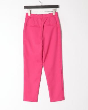 ピンク MICRO T R DOUBLE CLOTH PANTSを見る