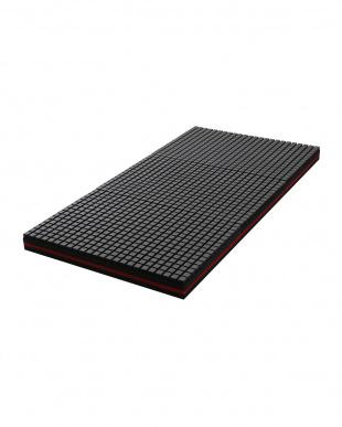 アイボリー K18 3Dブロック 高反発マットレス 4層構造の日本製高通気ウレタン 厚さ10cm セミダブルを見る