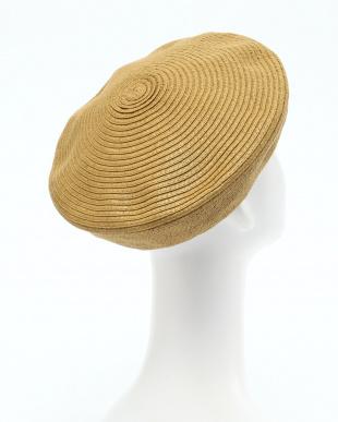 ベージュ 帽子を見る