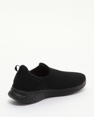 ブラック ROME 100 AIR MESH SLIP ON Mを見る