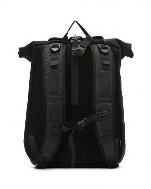 ブラック Rolltop Backpack バックパックを見る