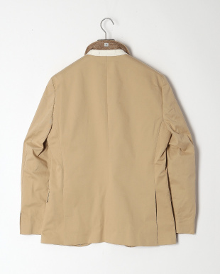 TAN COTTON TWILL LINEDを見る
