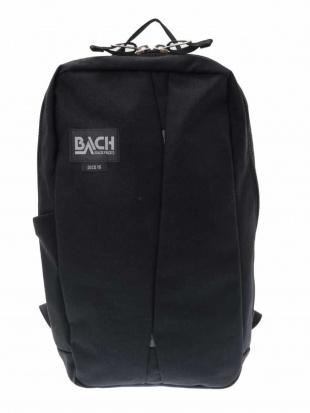 ブラック BACH DICE15 バックパック a.v.v HOMMEを見る