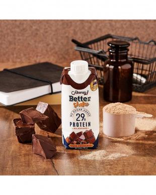 ベターシェイク プロテインドリンク チョコレートを見る