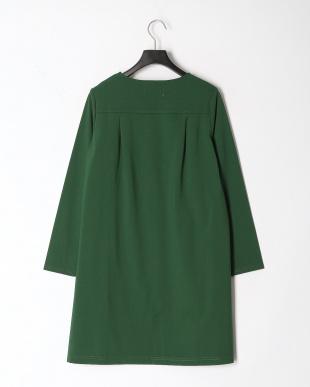 55/緑系H(グリーン) 刺繍チュニックを見る