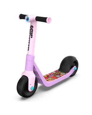 リップスクート+ジュニアスポーツヘルメット セット ピンク&ピンク(セット上代11,600円・セットセール価格8,120円)を見る