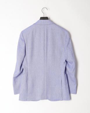 ブルー系 テーラードジャケットを見る