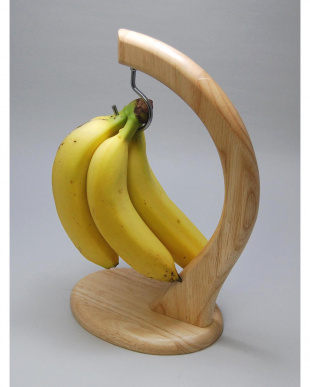 バナナスタンドを見る