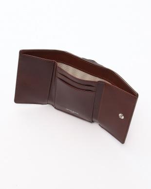 ブラウン ホースレザー 三つ折り財布を見る