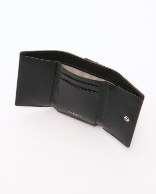 グリーン ホースレザー 三つ折り財布を見る