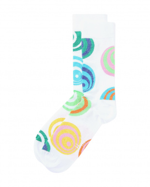 12/55/53/90/68 Stripe and Dots/Big Dot Sock/Stripe Sock/Hypnosis Sock/Monkey sockを見る