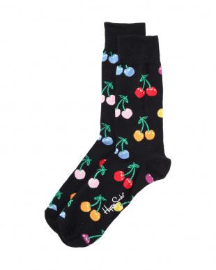 64/98/98/68/68 Big Dot/Hotdog Sock/定番_Cherry Sock/Hibiscus Sock/定番_Thumbs Up Sockを見る