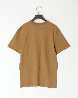 カーキ レギュラーフィット 胸ポケットTシャツを見る
