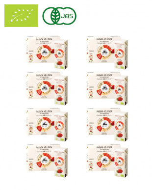 有機トマトピューレー 3P(200g×3パック入り) 8個セットを見る