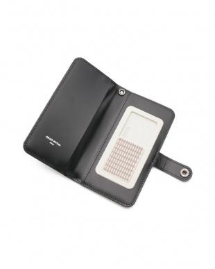 ブラック ホースレザー ブック型 iPhoneケース iPhone11/12 Pro Max・11用を見る