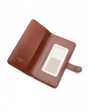 ブラウン ホースレザー ブック型 iPhoneケース iPhone11/12 Pro Max・11用を見る
