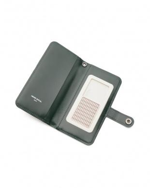 グリーン ホースレザー ブック型 iPhoneケース iPhone11/12 Pro Max・11用を見る