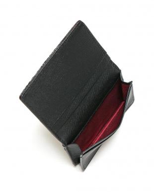 バニラ クロコダイルレザー 型押しレザー カードケースを見る
