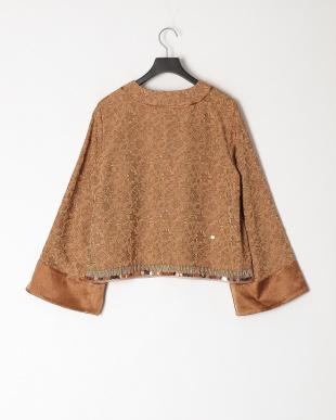 camel 花刺繍チャイナジャケットを見る