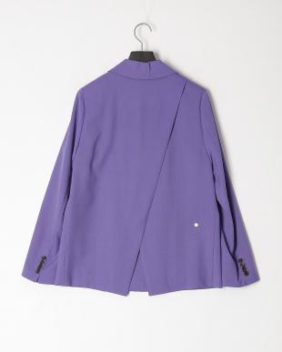 lavender ダブルジャケットを見る