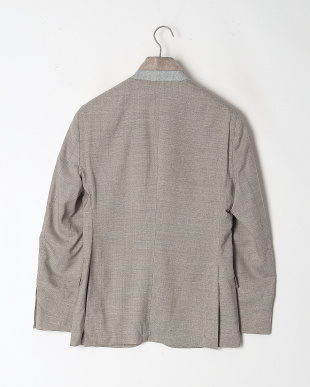 TAUPE STRETCH WOOL JKTを見る