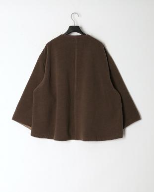 ブラウン テントコートを見る