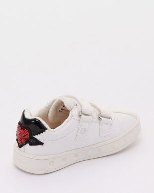 WHITE/RED SNEAKERSを見る