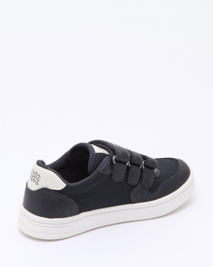 NAVY/WHITE SNEAKERSを見る