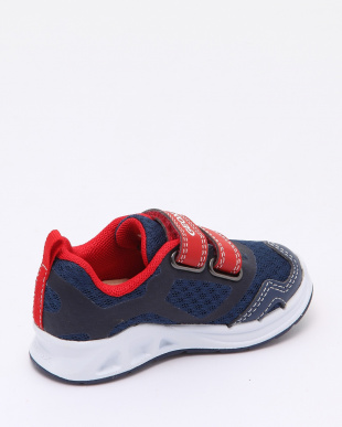 NAVY/RED SNEAKERSを見る