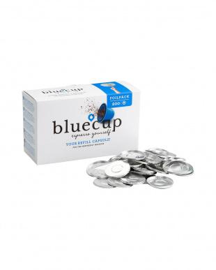 bluecupコーヒーカプセル パック6P &専用ホイルパック200を見る