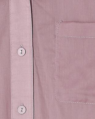 70/紫系A AN エアリービックシャツを見る
