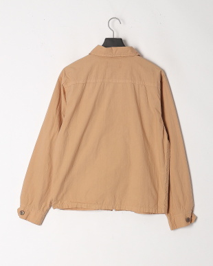 CAMEL OVERDYED DRIZZLER JACKETを見る