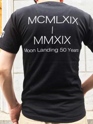 ブラック 《NASA》APOLLO /  コラボカットソー MK MICHEL KLEIN hommeを見る