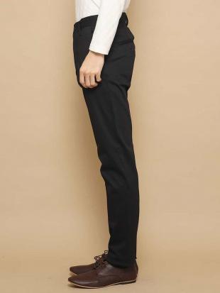 ブラック パンツ/「WONDER SHAPE」スラックス MK MICHEL KLEIN hommeを見る