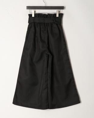 Black Ester Kersey Ribbon Pantsを見る