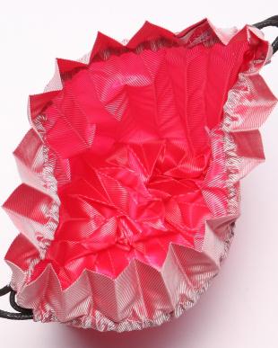 ピンク PLEATS DRAW BAGを見る