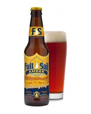 『オレゴン州の老舗醸造書のフラッグシップビール』フルセイル アンバー瓶×6本を見る