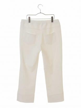 ライトグレー 【洗濯機で洗える/日本製】ストレッチレギンスパンツ HIROKO BIS GRANDEを見る
