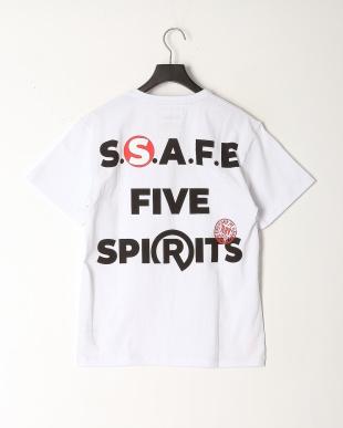 WHITE S.S.A.F.E VARIATION T-SHIRTを見る