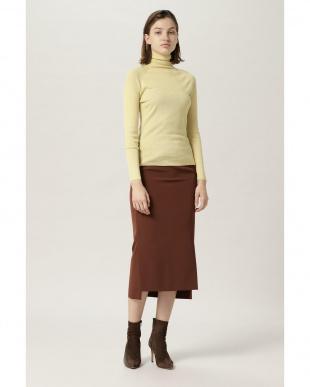 ブラウン アイラインスカート FLOMLを見る