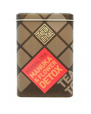 TEA TOTAL リーフ缶セット マヌカフラワーティー/ローズヒップティーを見る