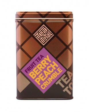 TEA TOTAL リーフ缶セット マヌカフラワーティー/ベリーピーチクランブルティーを見る