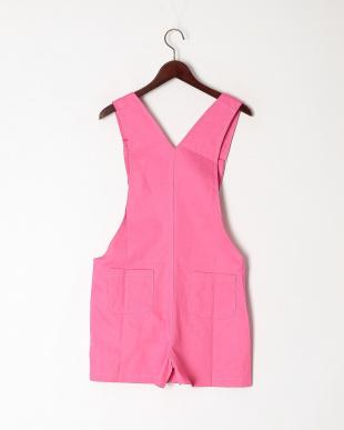 ピンク ショートオールを見る