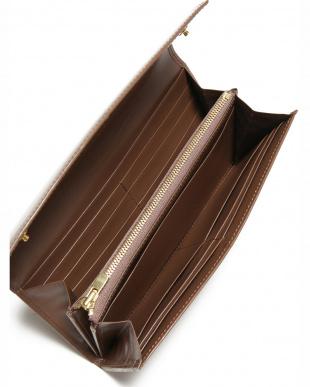 オーク クリスペルカーフ 長財布を見る