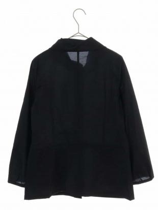 ネイビー 【日本製】ナイロンタフタデザインジャケット GIANNI LO GIUDICEを見る