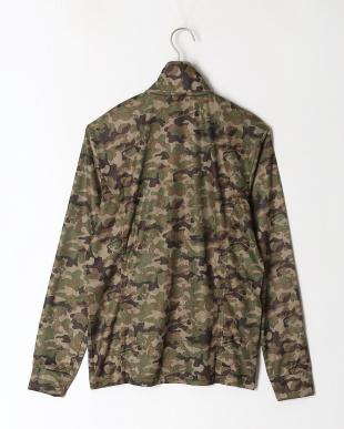 カモフラ UVメッシュジップジャケットを見る