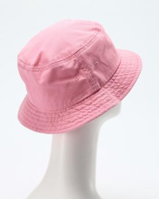 ピンク TWILL WASHED BOONIEを見る