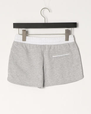 COLD LIGHT GREY WOMEN'S SHORTSを見る