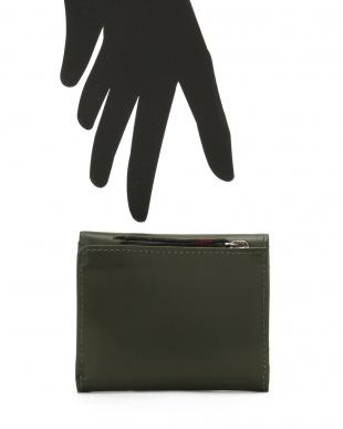 オリーブ コンパクト3つ折り財布を見る
