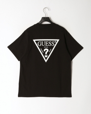 ブラック MEN'S S/SLV TEE SHIRT W/BACK ORIGINAL LOGOを見る